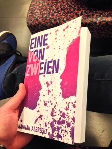 Eine von Zweien Buch